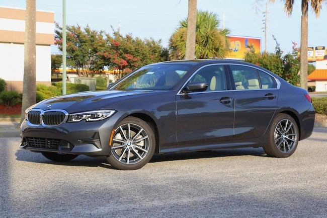 New 2019 BMW 330i Sedan In Myrtle Beach
