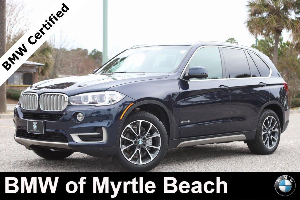 2017 BMW X5 xDrive35i SAV Myrtle Beach South Carolina