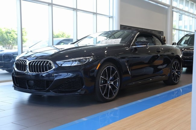 New 2019 BMW M850i xDrive Convertible In Myrtle Beach
