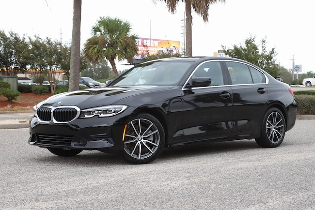 New 2019 BMW 330i Sedan In Myrtle Beach