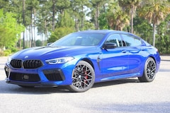 New 2022 BMW M8 Competition Gran Coupe WBSGV0C05NCG89157 Myrtle Beach South Carolina