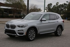 New 2019 BMW X3 sDrive30i SAV 5UXTR7C52KLF31982 Myrtle Beach South Carolina