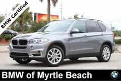 Certified Pre-Owned 2016 BMW X5 xDrive35i SAV 20165A Myrtle Beach South Carolia