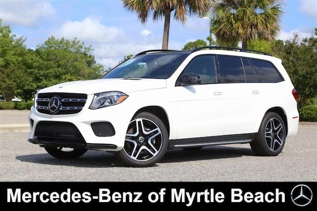 Buy Or Lease New 2019 Mercedes Benz Gls 550 Myrtle Beach South Carolina Vin