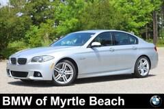 Used 2016 BMW 535i Sedan Myrtle Beach South Caroling