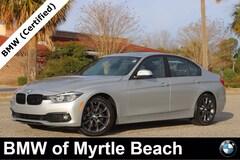 Used 2018 BMW 320i Sedan WBA8E1G55JNU90111 Myrtle Beach South Carolina