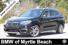 Certified Pre-Owned 2017 BMW X1 sDrive28i SAV 21477B Myrtle Beach South Carolia