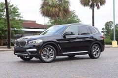 New 2020 BMW X3 xDrive30i SAV 5UXTY5C05L9D17322 Myrtle Beach South Carolina