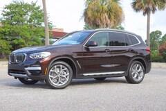 New 2020 BMW X3 xDrive30i SAV 5UXTY5C07L9D58602 Myrtle Beach South Carolina