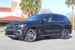 New 2021 BMW X5 sDrive40i SAV 5UXCR4C05M9E93716 Myrtle Beach South Carolina
