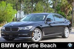 Used 2016 BMW 750i xDrive Sedan Myrtle Beach South Caroling