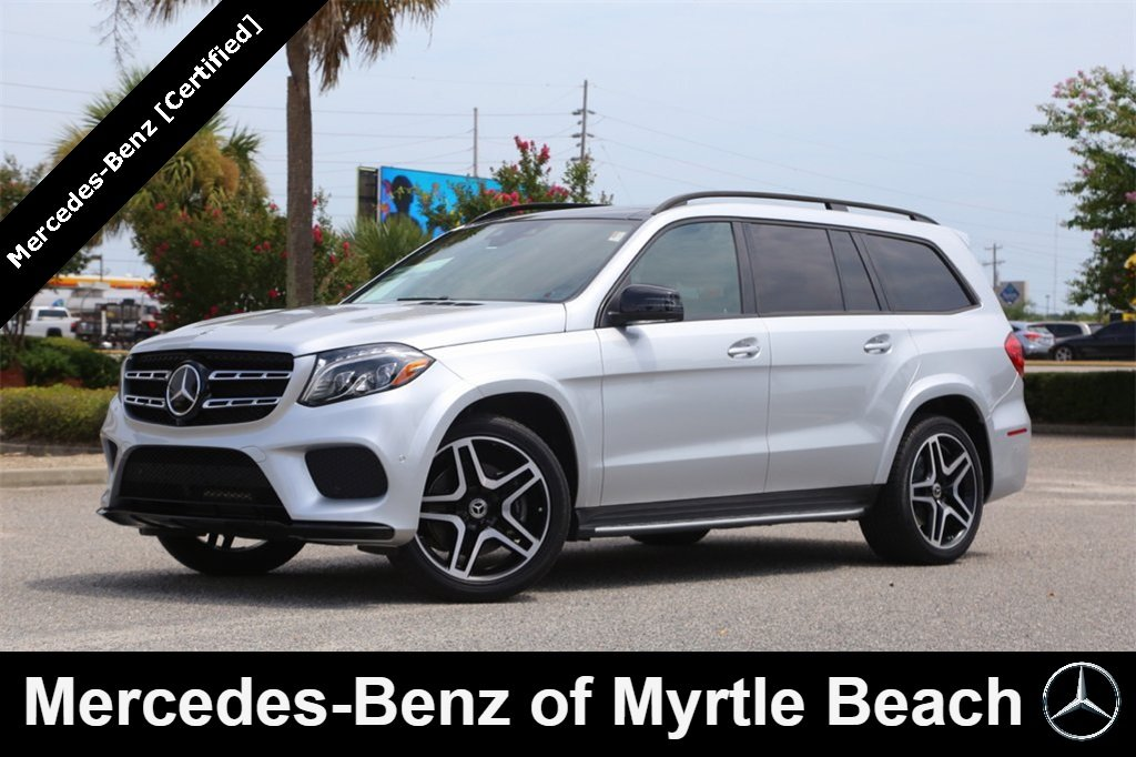 2018 Mercedes-Benz GLS 550 4MATIC SUV Myrtle Beach South Carolina