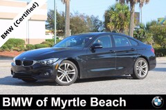 Certified Pre-Owned 2018 BMW 430i Gran Coupe 7444 Myrtle Beach South Carolia