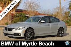 Certified Pre-Owned 2018 BMW 320i Sedan 7488 Myrtle Beach South Carolia