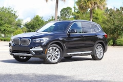 New 2019 BMW X3 sDrive30i SAV 5UXTR7C58KLR50559 Myrtle Beach South Carolina