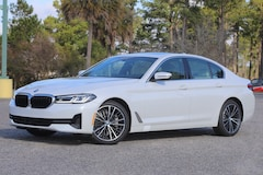 New 2021 BMW 530i Sedan WBA53BH00MWX09184 Myrtle Beach South Carolina