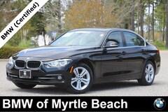 Used 2018 BMW 330i xDrive Sedan WBA8D9G56JNU72864 Myrtle Beach South Carolina