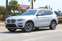 New 2020 BMW X3 sDrive30i SUV 5UXTY3C03LLU70768 Myrtle Beach South Carolina