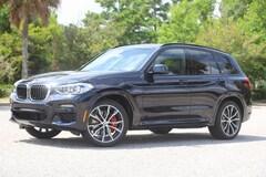 New 2021 BMW X3 sDrive30i SAV 5UXTY3C06M9H99546 Myrtle Beach South Carolina