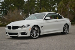 Certified Pre-Owned 2018 BMW 430i Convertible 7478 Myrtle Beach South Carolia