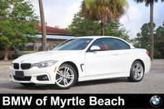 Used 2014 BMW 428i xDrive xDrive Convertible WBA3V9C52EPR69823 Myrtle Beach South Carolina