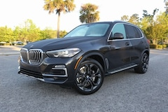 New 2019 BMW X5 xDrive40i SAV 5UXCR6C57KLL22468 Myrtle Beach South Carolina