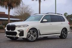 New 2021 BMW X7 xDrive40i SUV 5UXCW2C06M9F34237 Myrtle Beach South Carolina