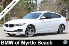 Used 2018 BMW 330i xDrive Gran Turismo WBA8Z9C57JB219707 Myrtle Beach South Carolina