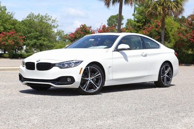 New 2020 BMW 430i Coupe In Myrtle Beach