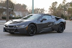 New 2019 BMW i8 Convertible WBY2Z6C56KVG98145 Myrtle Beach South Carolina