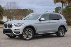 New 2021 BMW X3 xDrive30i SAV 5UXTY5C06M9F54208 Myrtle Beach South Carolina