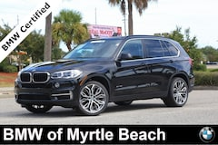 Certified Pre-Owned 2016 BMW X5 sDrive35i SAV 7009 Myrtle Beach South Carolia