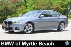 Used 2015 BMW 535i xDrive Sedan Myrtle Beach South Carolina