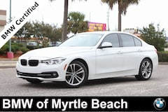 Certified Pre-Owned 2017 BMW 330i Sedan 7062 Myrtle Beach South Carolia