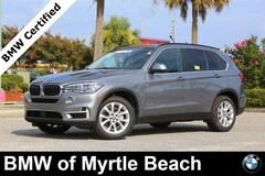 Certified Pre-Owned 2016 BMW X5 xDrive35i SAV 19664A Myrtle Beach South Carolia