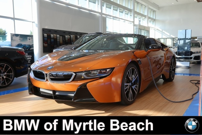 Used 2019 BMW i8 Convertible in Myrtle Beach