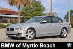 Used 2015 BMW 320i Sedan WBA3B1C59F5A05875 Myrtle Beach South Carolina