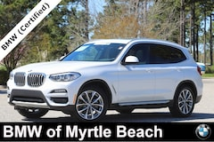 Used 2019 BMW X3 xDrive30i SAV 5UXTR9C50KLE15451 Myrtle Beach South Caroling