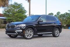 New 2021 BMW X3 xDrive30i SAV 5UXTY5C09M9E14508 Myrtle Beach South Carolina