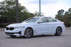 New 2021 BMW 530i 530i Sedan WBA53BH03MCF13762 Myrtle Beach South Carolina