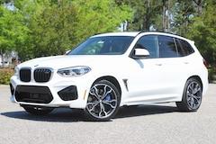 New 2021 BMW X3 M SAV 5YMTS0C06M9G81621 Myrtle Beach South Carolina