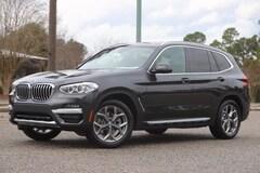 New 2021 BMW X3 sDrive30i SAV 5UXTY3C08M9F33977 Myrtle Beach South Carolina
