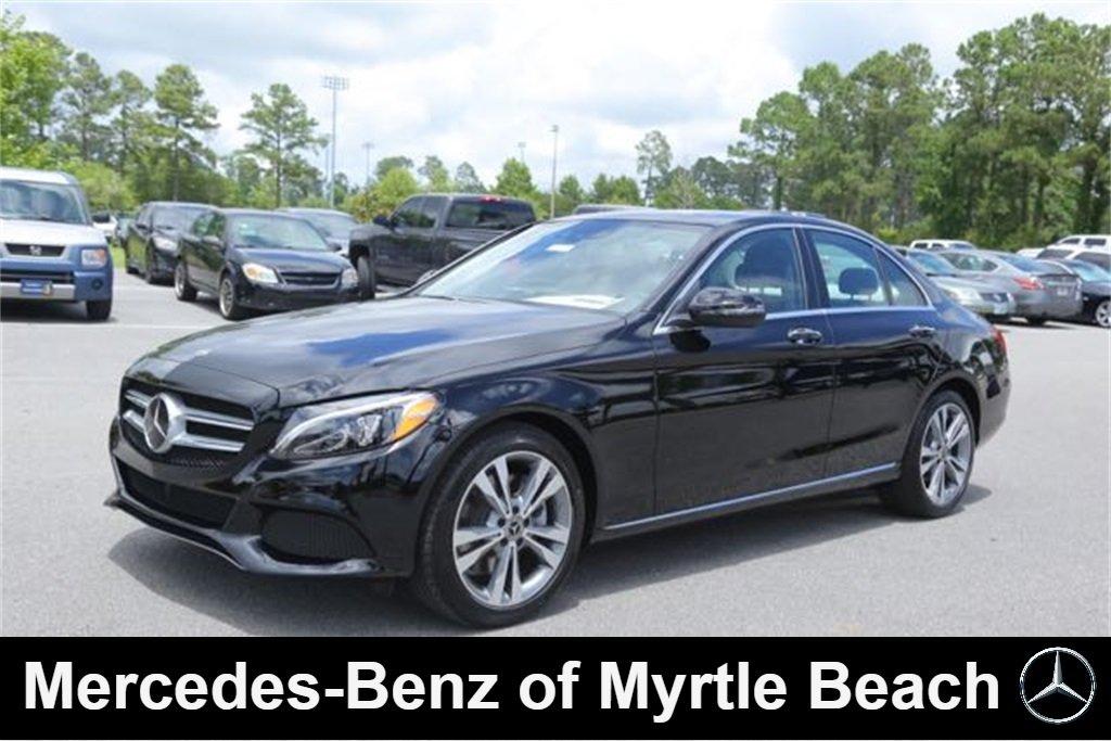 2018 Mercedes-Benz C-Class C 300 Sedan Myrtle Beach South Carolina