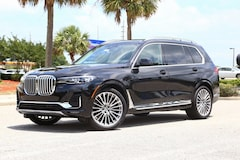New 2019 BMW X7 xDrive40i SUV 5UXCW2C52KL085454 Myrtle Beach South Carolina