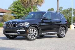 New 2019 BMW X3 sDrive30i SAV 5UXTR7C52KLR48922 Myrtle Beach South Carolina