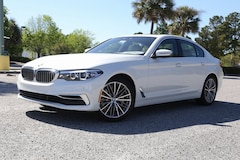 New 2019 BMW 540i 540i Sedan WBAJE5C57KWW30444 Myrtle Beach South Carolina
