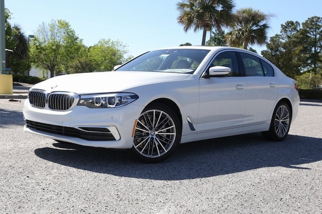 Buy Or Lease New 2019 Bmw 540i Myrtle Beach South Carolina Vin
