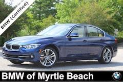 Used 2018 BMW 330i Sedan Myrtle Beach South Carolina