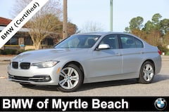 Certified Pre-Owned 2017 BMW 330i Sedan 7485 Myrtle Beach South Carolia