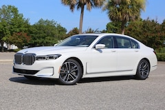 New 2020 BMW 750i xDrive Sedan WBA7U2C01LGM27075 Myrtle Beach South Carolina